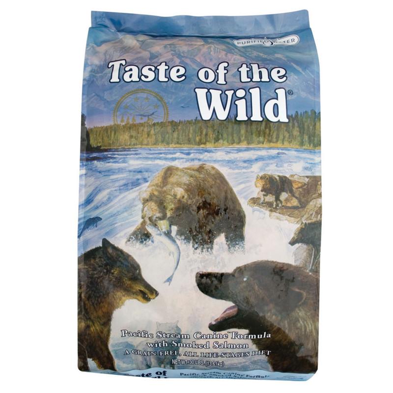 Taste Of The Wild Salmon Dog Food Protein Content