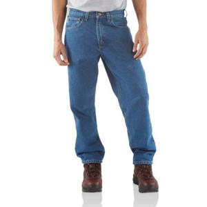B17 Relaxed Fit Jeans-front view