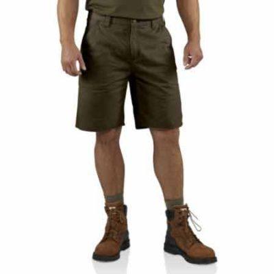 dark coffee shorts