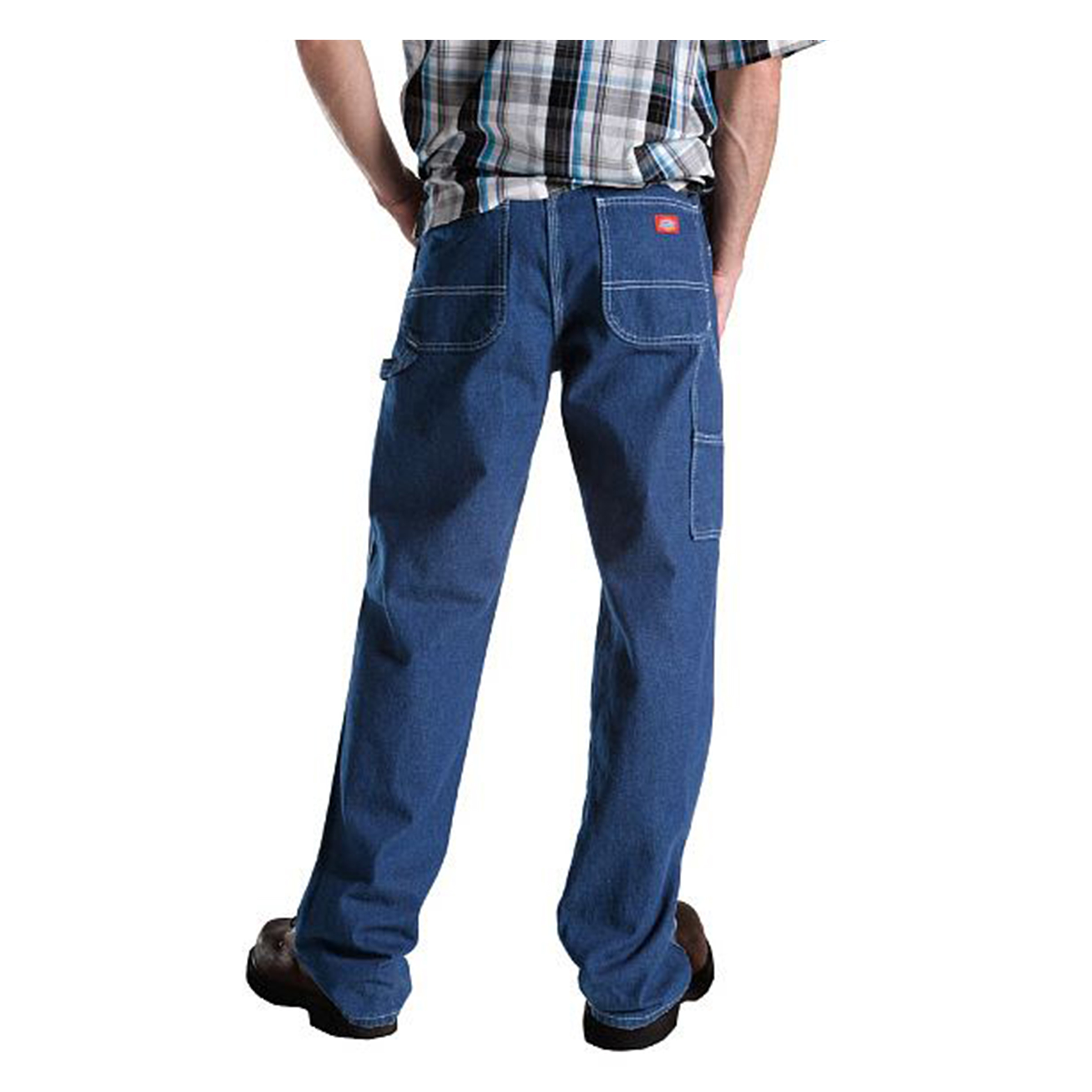top style dependable performance hot product Dickies Stone-Washed Relaxed Fit Carpenter Jean – 19294SNB