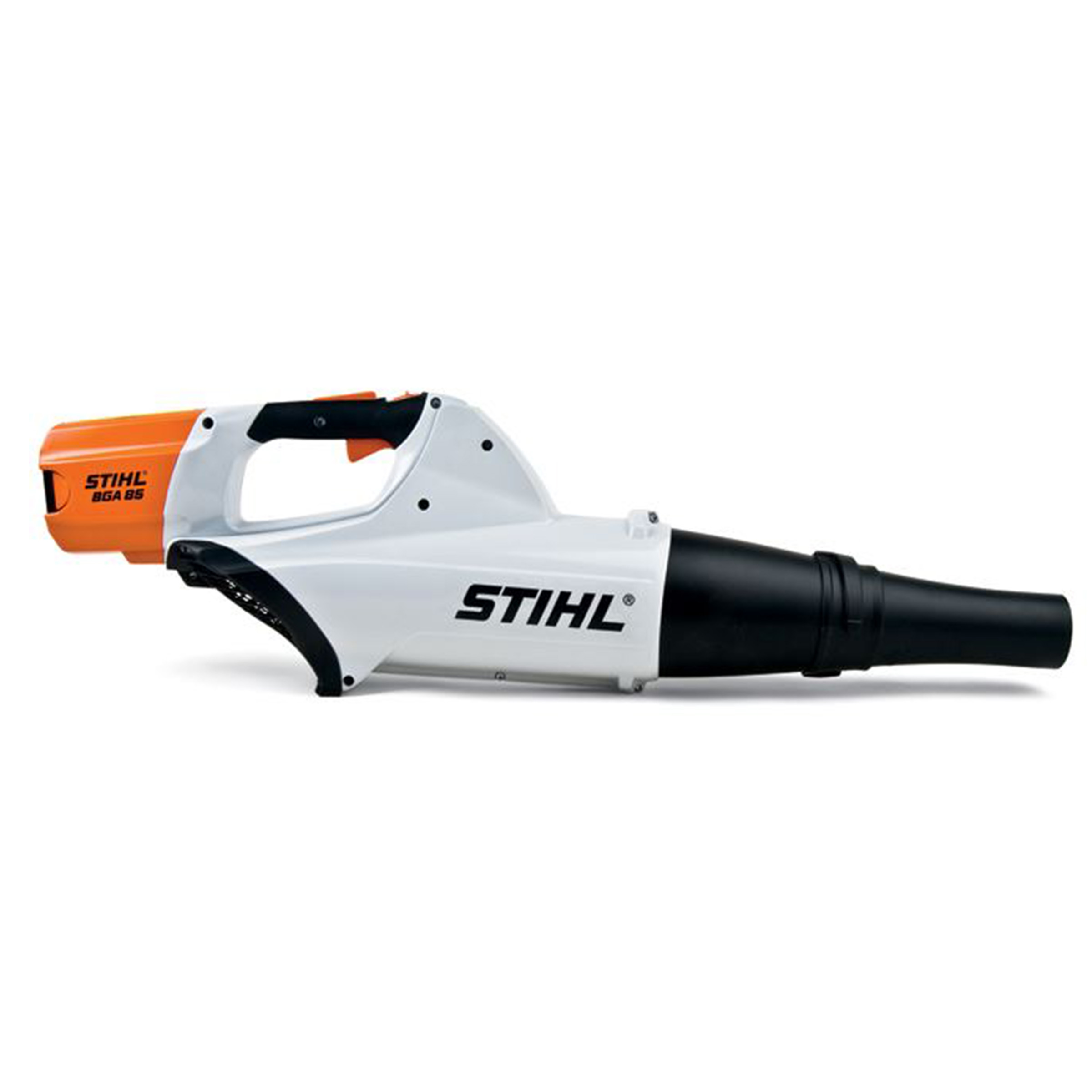 stihl bga 85 battery powered handheld blower 959915. Black Bedroom Furniture Sets. Home Design Ideas