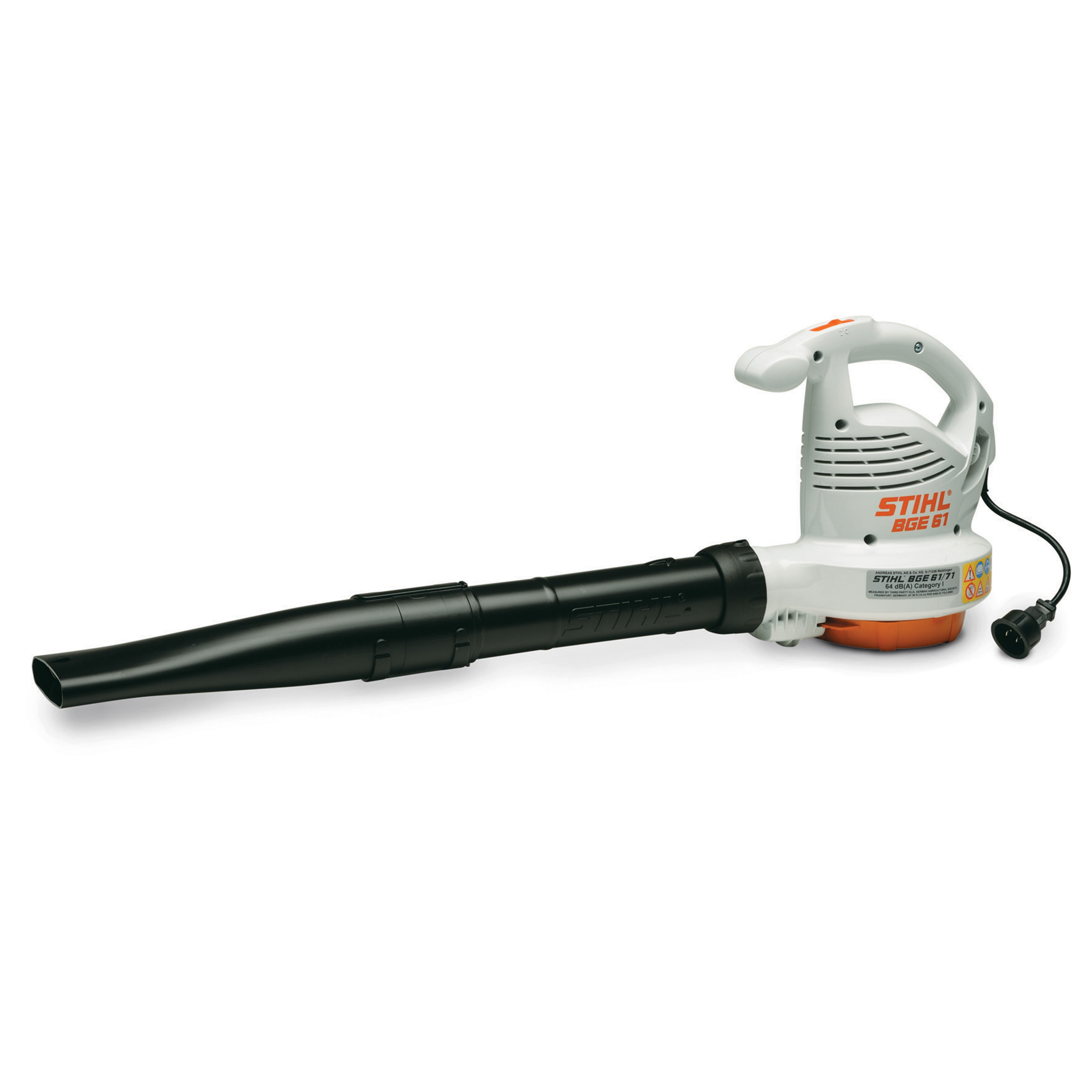 › All Products › Stihl › Stihl BGE 61 Electric Blower #963645 #AB4820