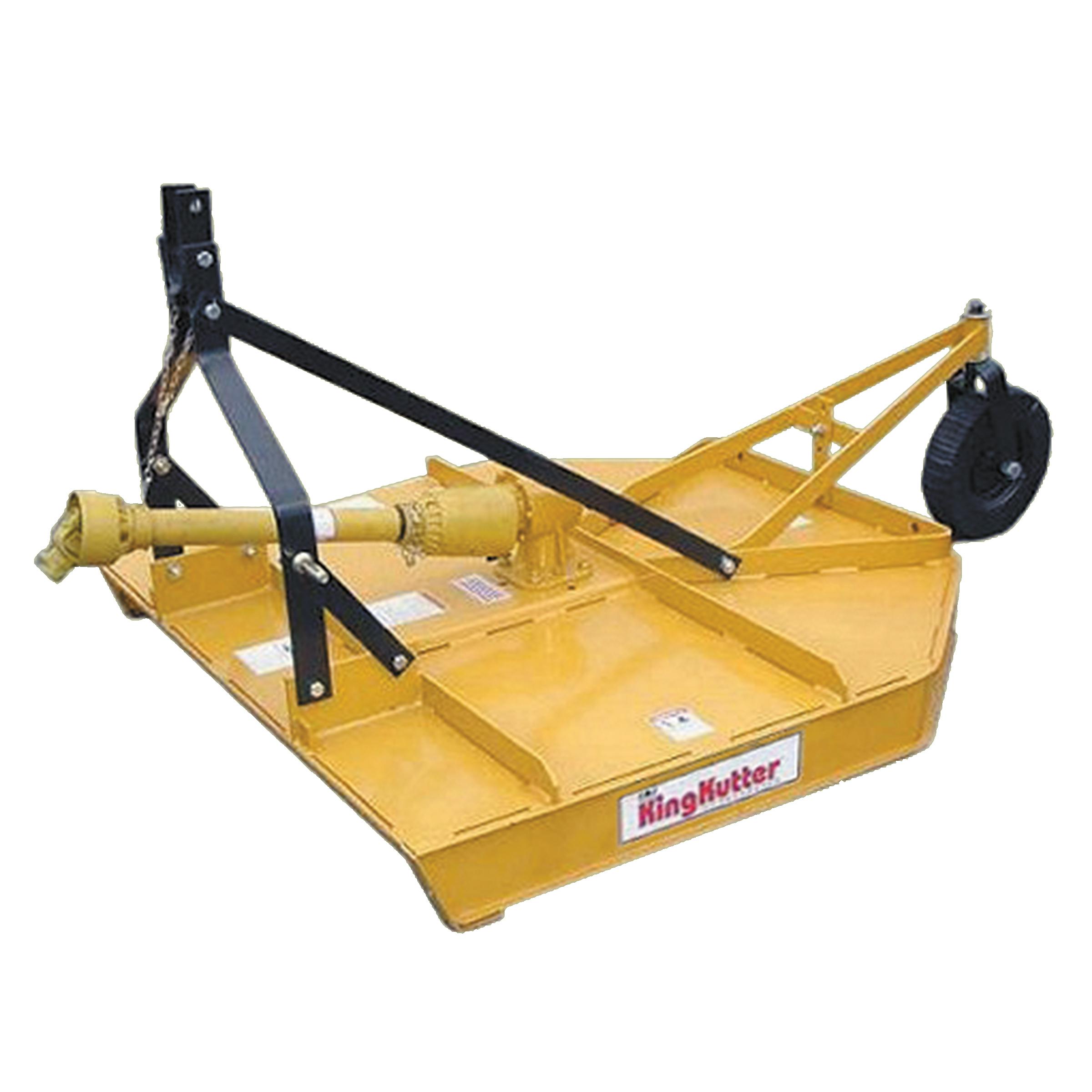 King Kutter 5′ Rotary Mower – L-60-40-P-YK – 939840