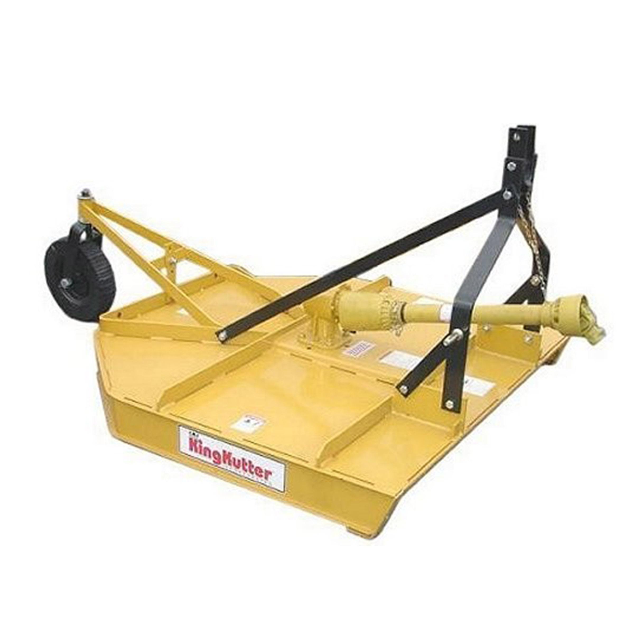 King Kutter 6 Ft Rotary Mower L 72 40 P Yk 939842