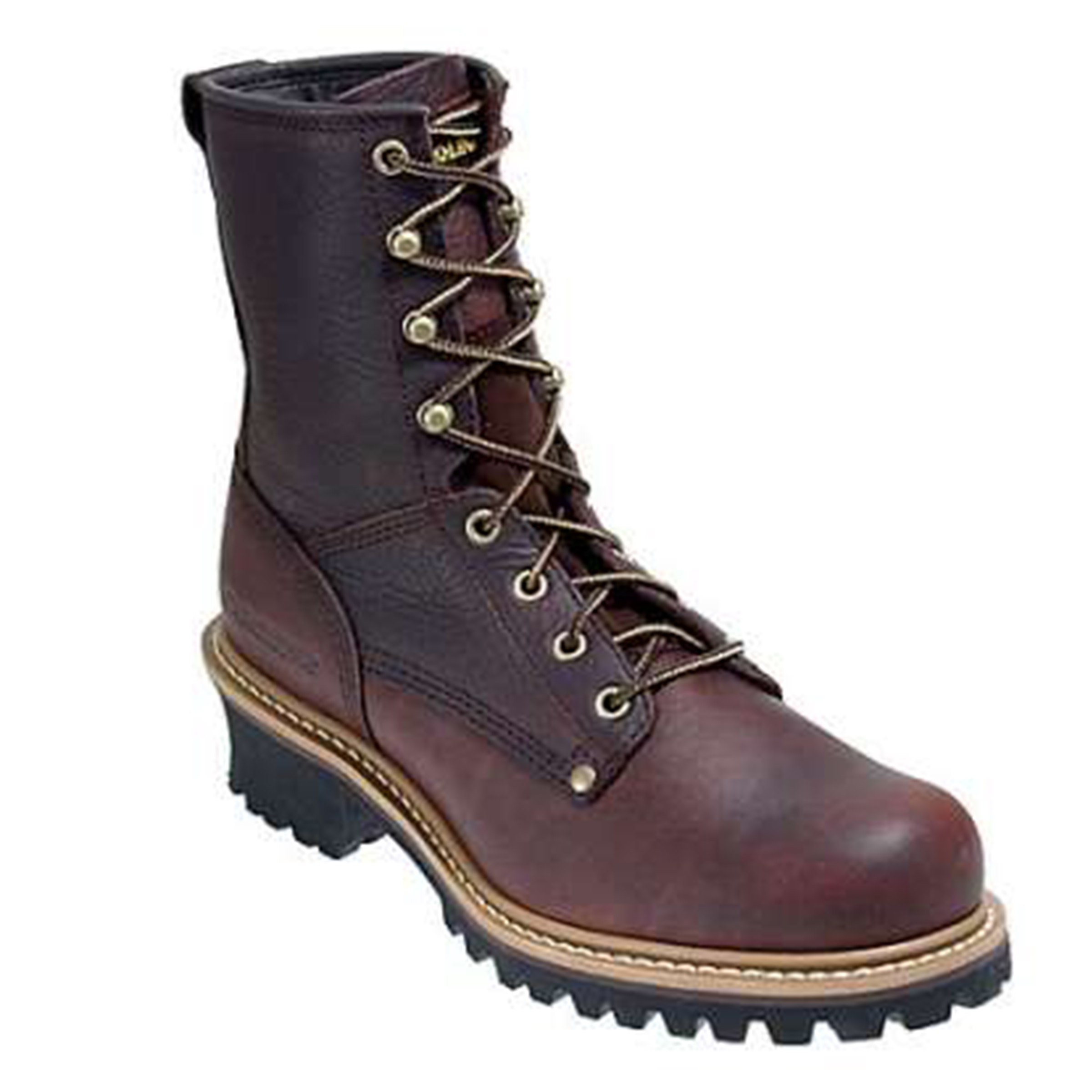 Carolina Men S 8 Steel Toe Logger 1821