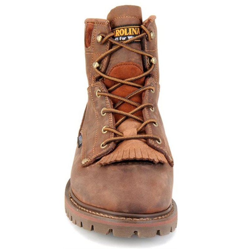 "208f385996e Carolina Men's 6"" Waterproof Composite Toe Work Boot – CA7528"