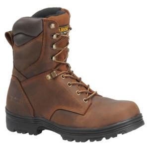 carolina men�s 8� steel toe waterproof work boot ca3524