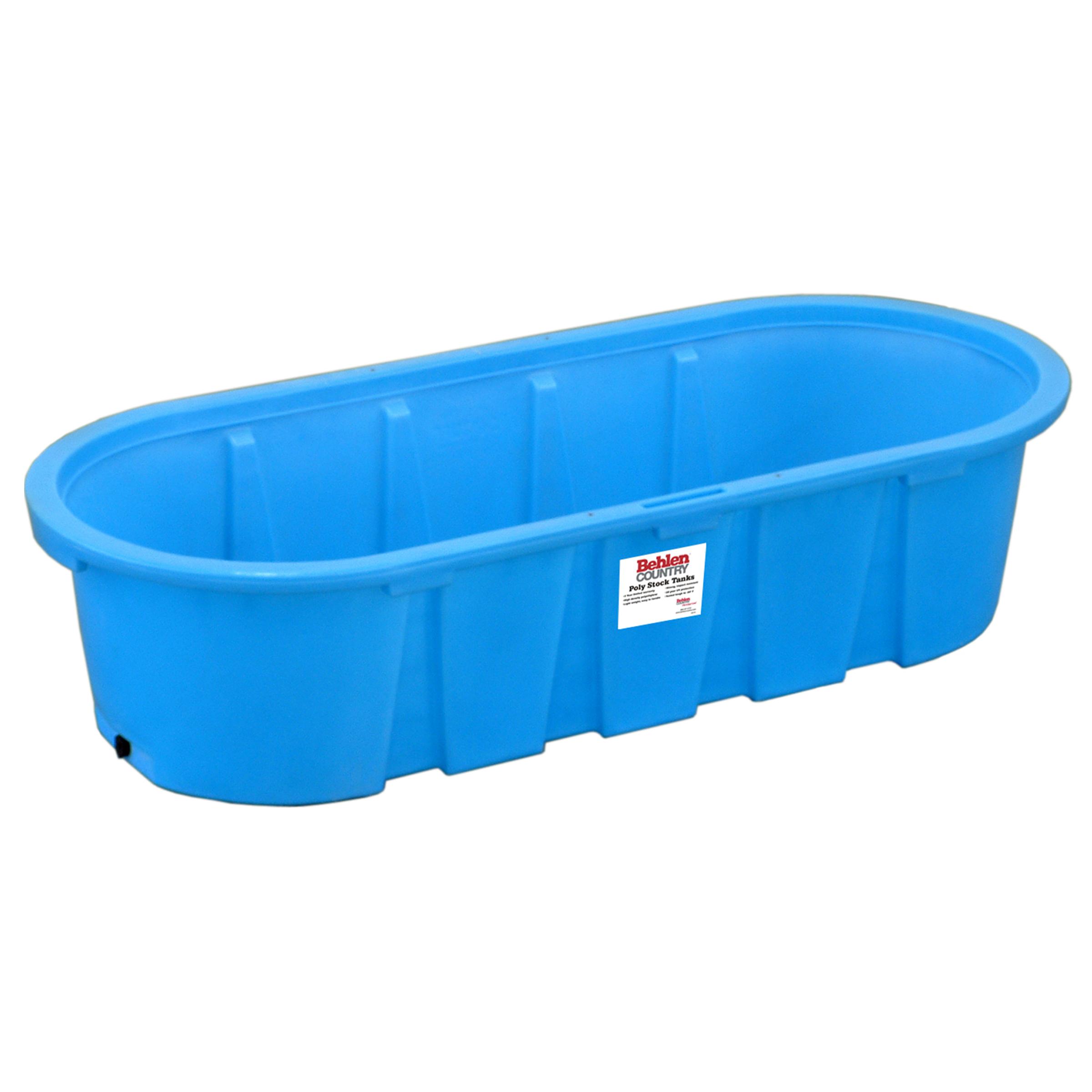 Behlen 3 X 2 X 8 Blue Poly Tank 52112187 919744