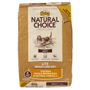 Nutro Natural Choice Lite Dog Food