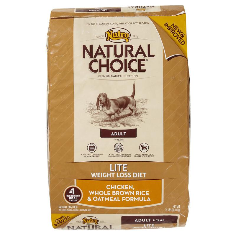 Nutro Natural Choice Dry Dog Food