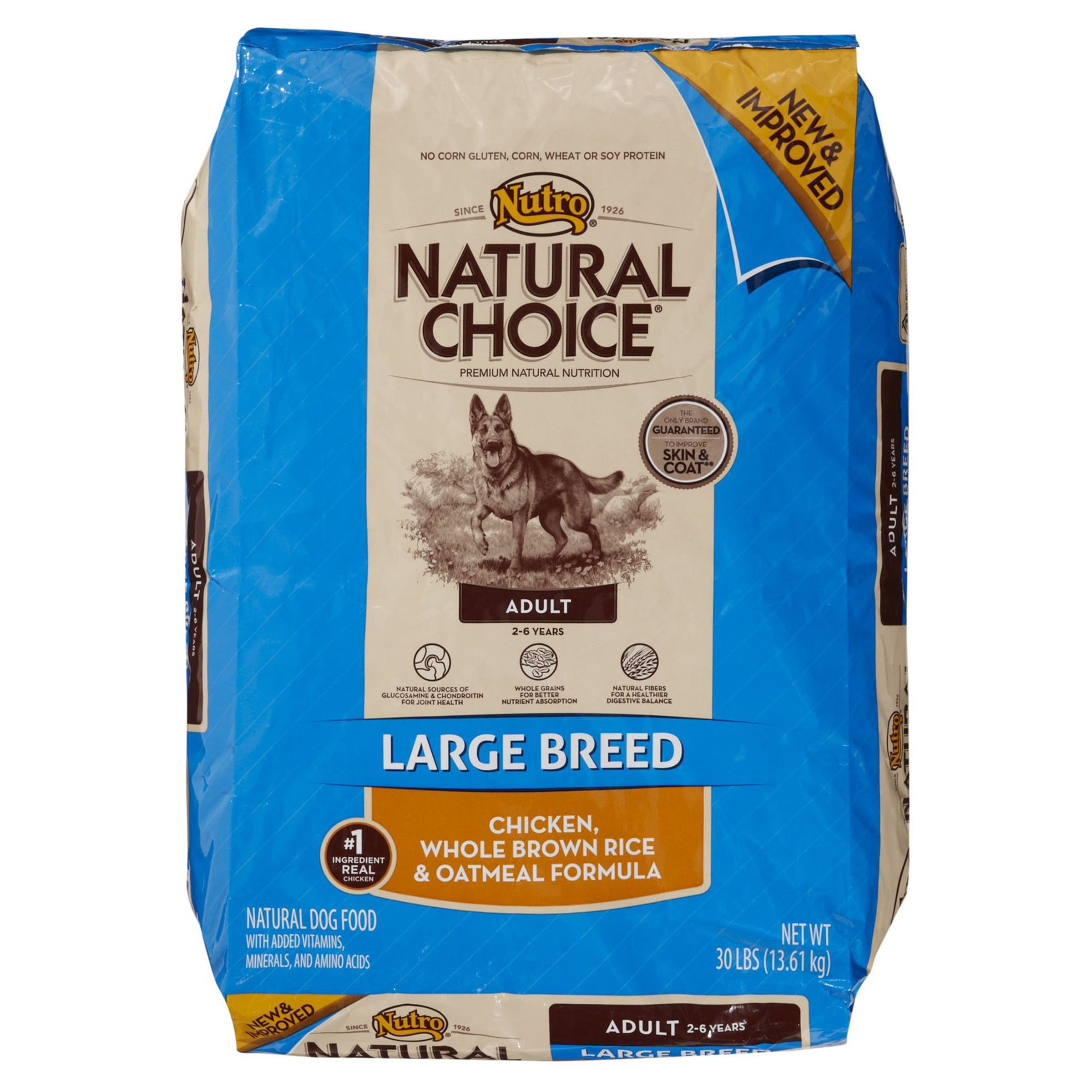 Nutro Natural Choice Large Breed Weight Management Dog Food