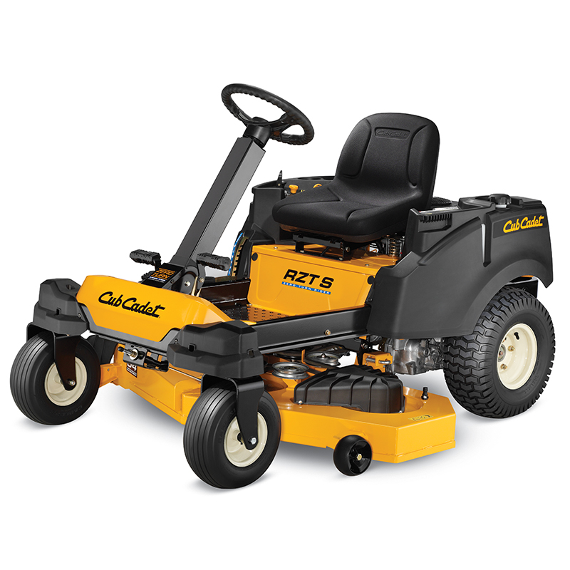 Riding Lawn Mowers Cub : Cub cadet ″ riding mower with fabricated deck