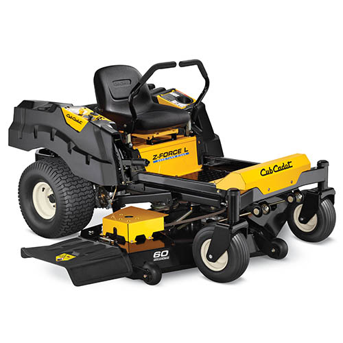 Cub Cadet 60 Riding Mower With Fabricated Deck Zfl60kh 966664