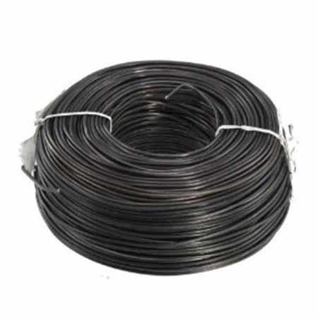 Oklahoma Steel 12 GA Black Tie Wire 10# #937361