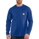 long sleeve cobalt blue