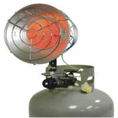 tank top heater