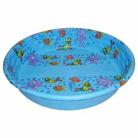5 ft plastic swim pool 789040 - Pool polypropylen ...