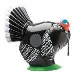 inflatable turkey target