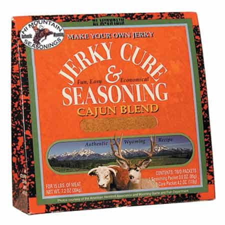 Hi Mountain Cajun Blend Jerky Kit 996747 017