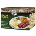 country maple breakfast sausage