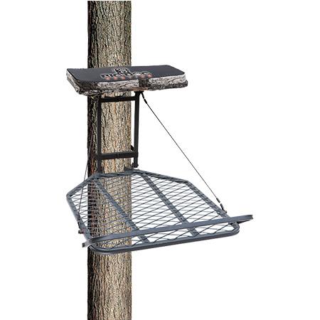 Big Dog Bearcat Fixed Position Treestand Bdf 401 981847